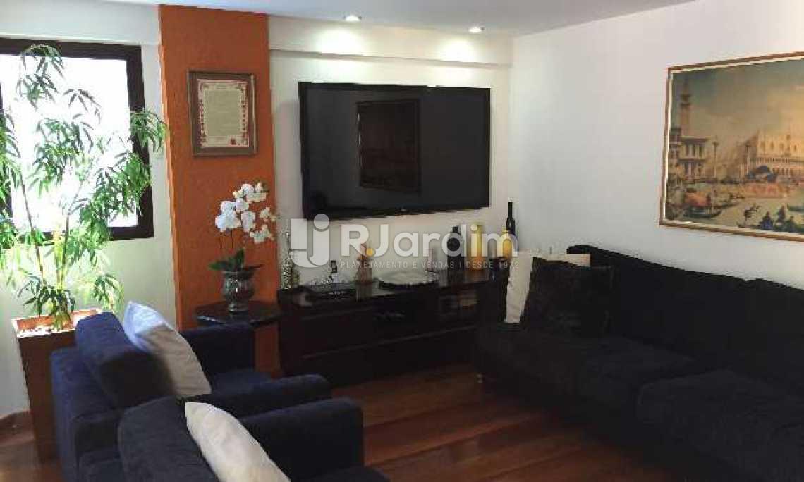SALA - Apartamento À VENDA, Botafogo, Rio de Janeiro, RJ - LAAP30640 - 1