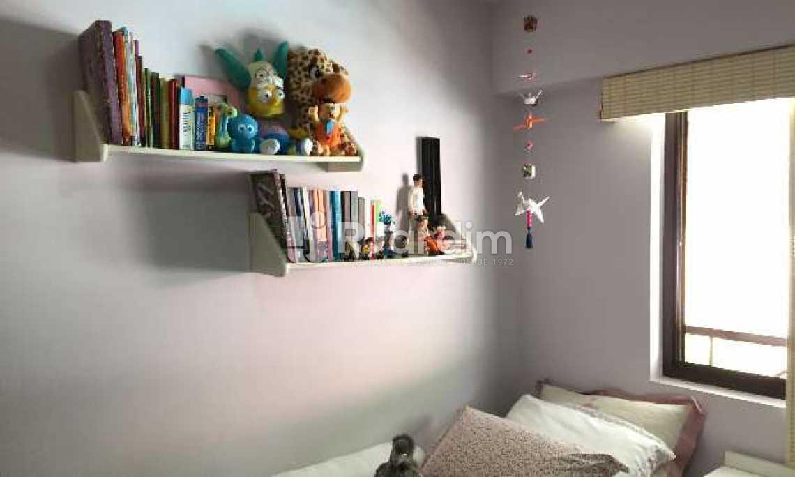 QUARTO - Apartamento À VENDA, Botafogo, Rio de Janeiro, RJ - LAAP30640 - 14