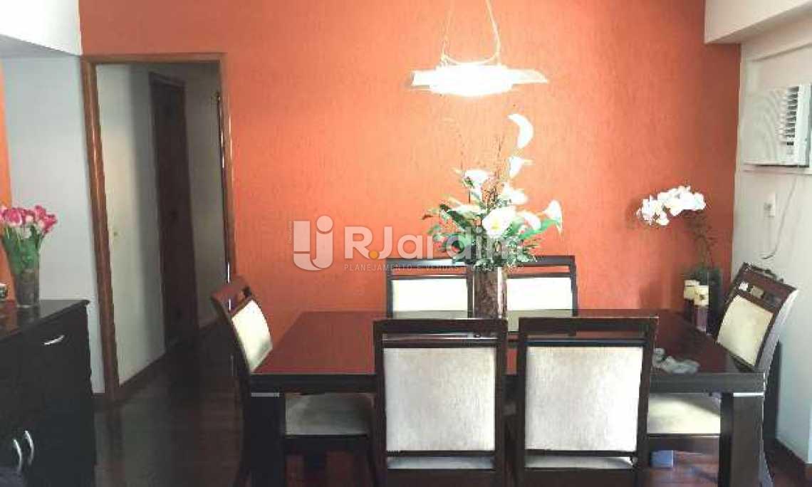 SALA DE JANTAR - Apartamento À VENDA, Botafogo, Rio de Janeiro, RJ - LAAP30640 - 3