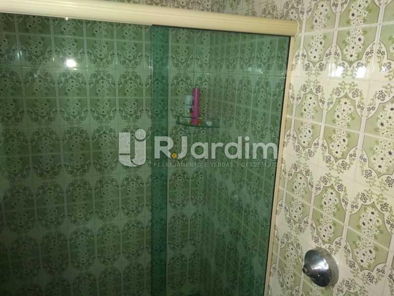 Banheiro Suíte - Apartamento À Venda - Lagoa - Rio de Janeiro - RJ - LAAP30643 - 19
