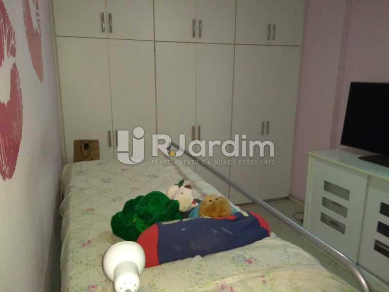 Quarto 1 - Apartamento À Venda - Lagoa - Rio de Janeiro - RJ - LAAP30643 - 10