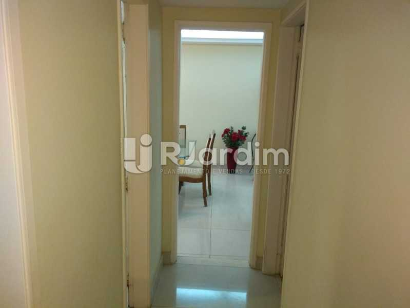 Circulação - Apartamento À Venda - Lagoa - Rio de Janeiro - RJ - LAAP30643 - 13