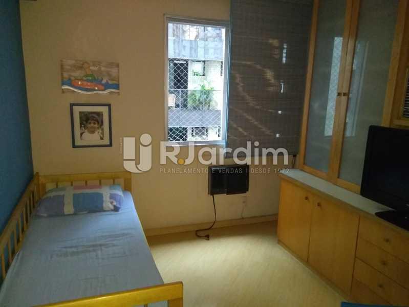 Quarto 2 - Apartamento À Venda - Lagoa - Rio de Janeiro - RJ - LAAP30643 - 11