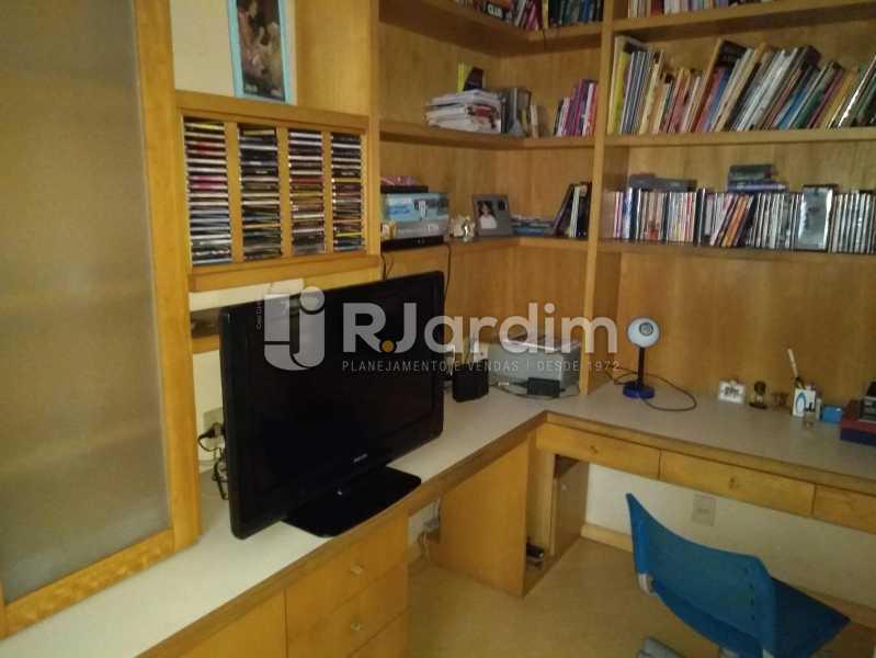Quarto 2 - Apartamento À Venda - Lagoa - Rio de Janeiro - RJ - LAAP30643 - 12