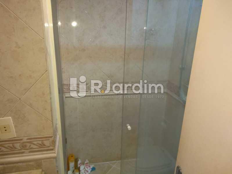 Banheiro Social - Apartamento À Venda - Lagoa - Rio de Janeiro - RJ - LAAP30643 - 15