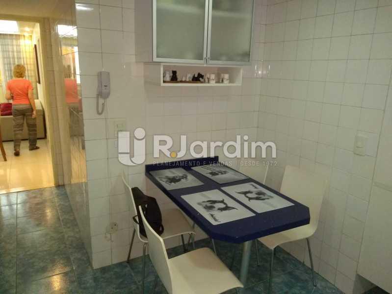 Copa Cozinha - Apartamento À Venda - Lagoa - Rio de Janeiro - RJ - LAAP30643 - 22