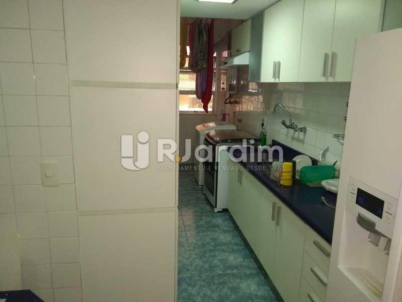Cozinha - Apartamento À Venda - Lagoa - Rio de Janeiro - RJ - LAAP30643 - 23