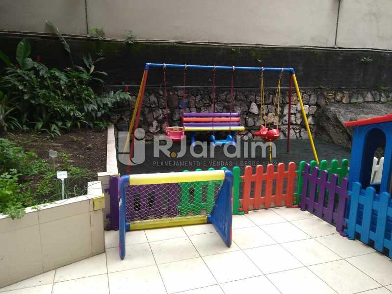 Brinquedoteca - Apartamento À Venda - Lagoa - Rio de Janeiro - RJ - LAAP30643 - 29