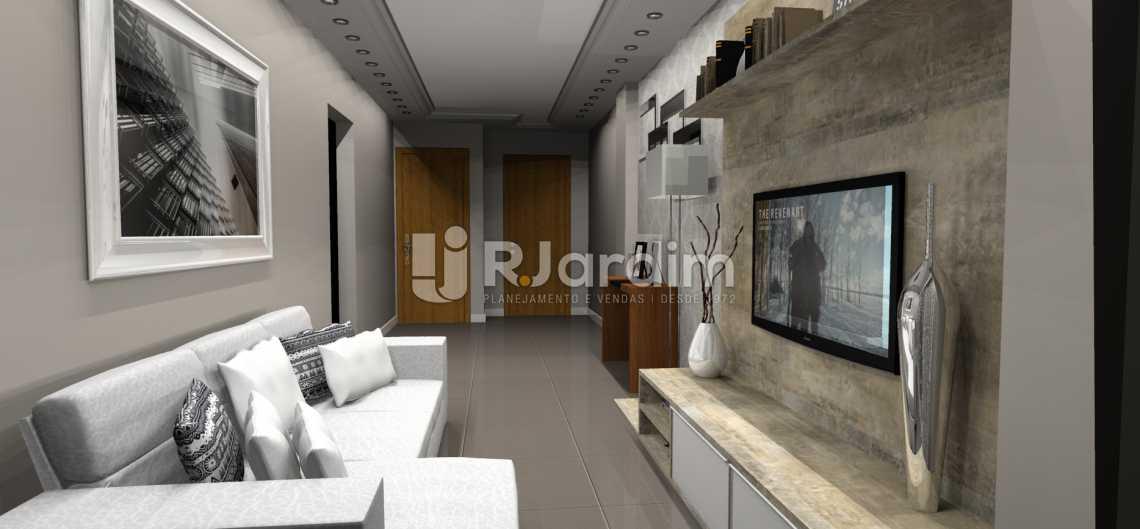 RESIDENCIAL JAMILE - Residencial Jamile Lançamento Apartamento Vila Isabel 2 Quartos - LAAP20448 - 13