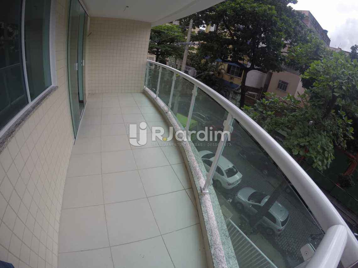VARANDA - Lançamento Residencial Jamile Apartamento 2 Quartos Vila Isabel Zona Norte Rio de Janeiro RJ - LAAP20449 - 14