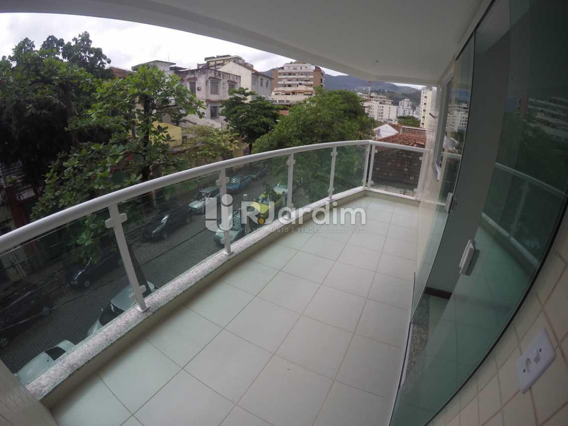 VARANDA 1 - Lançamento Residencial Jamile Apartamento 2 Quartos Vila Isabel Zona Norte Rio de Janeiro RJ - LAAP20449 - 15