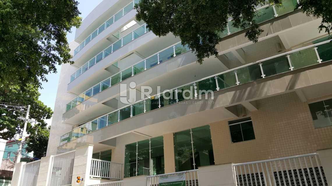 FACHADA 2 - Lançamento Residencial Jamile Apartamento 2 Quartos Vila Isabel Zona Norte Rio de Janeiro RJ - LAAP20449 - 4