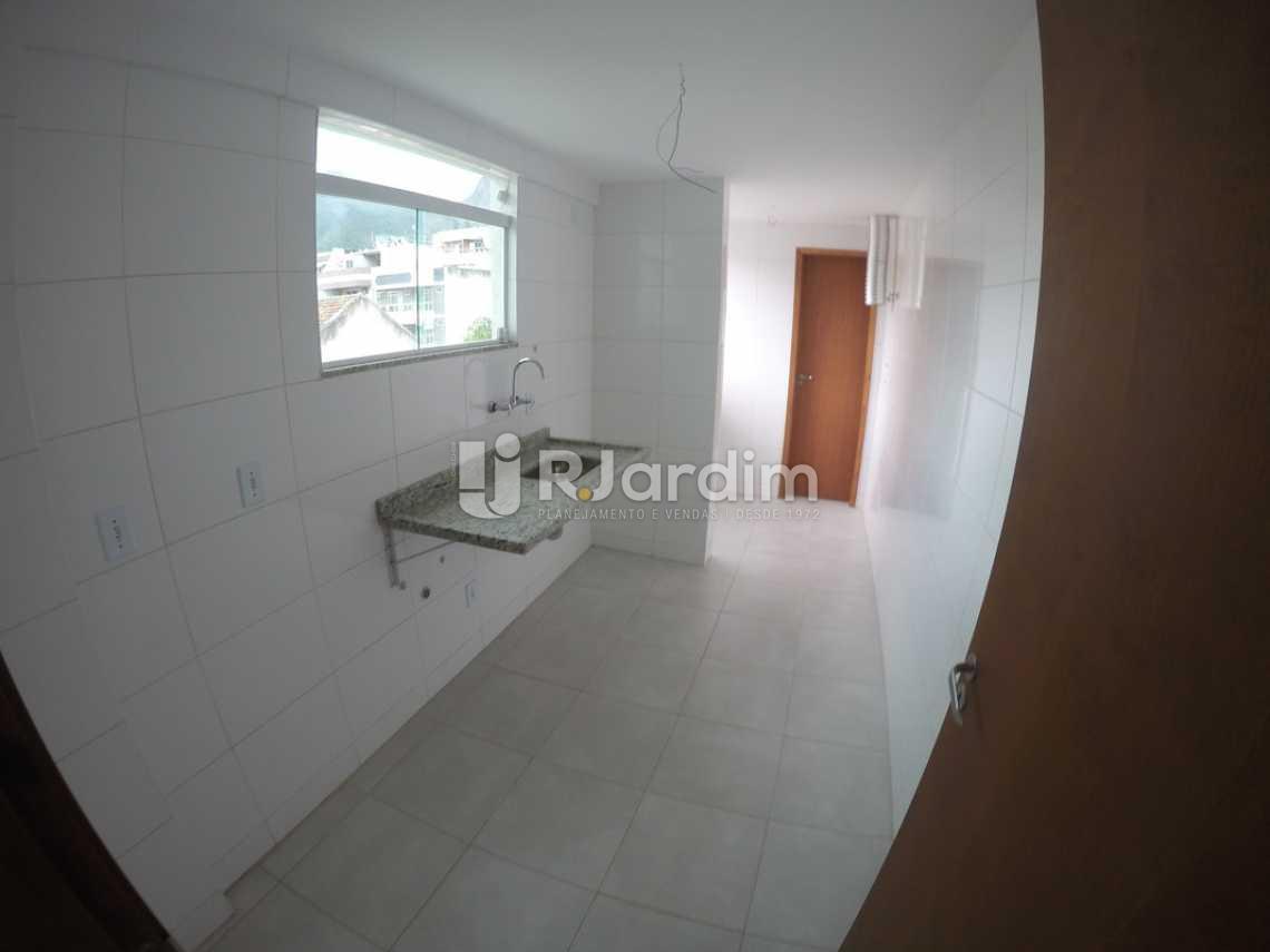 COZINHA - Lançamento Residencial Jamile Apartamento 2 Quartos Vila Isabel Zona Norte Rio de Janeiro RJ - LAAP20449 - 21