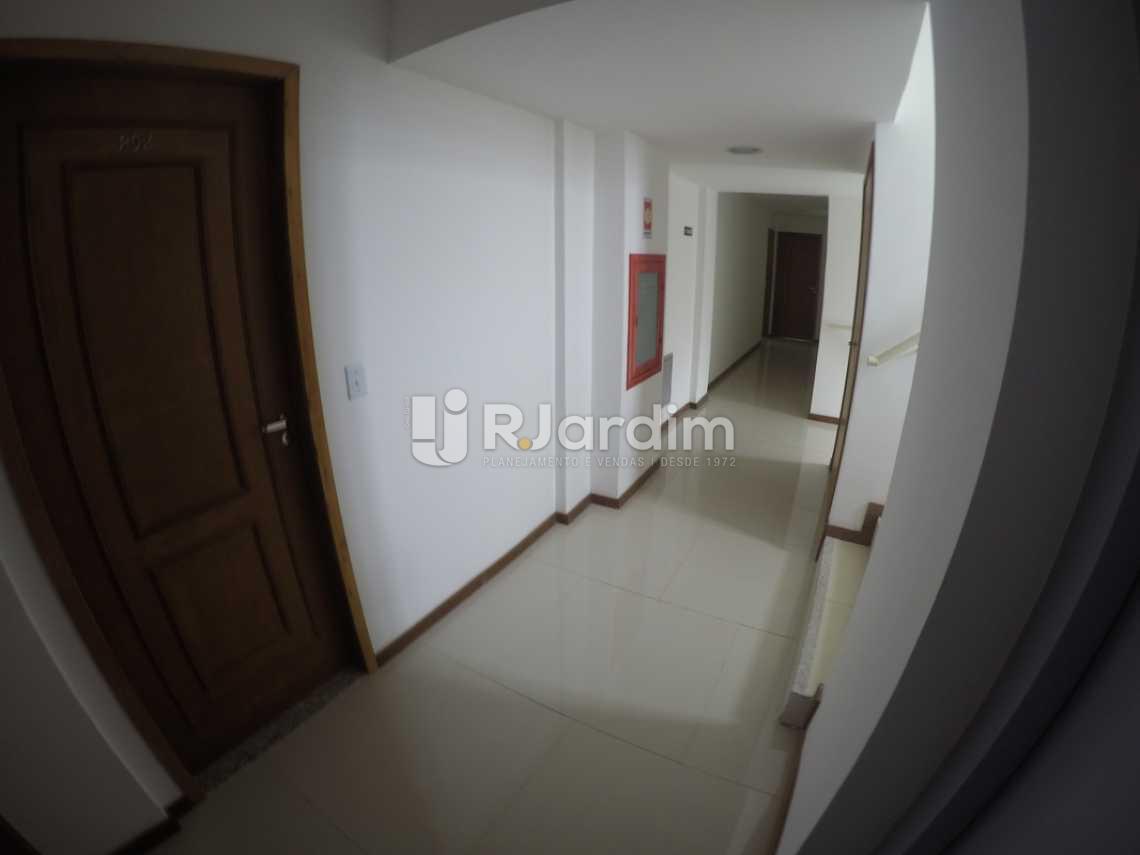 CORREDOR APARTAMENTOS - Lançamento Residencial Jamile Apartamento 2 Quartos Vila Isabel Zona Norte Rio de Janeiro RJ - LAAP20449 - 24