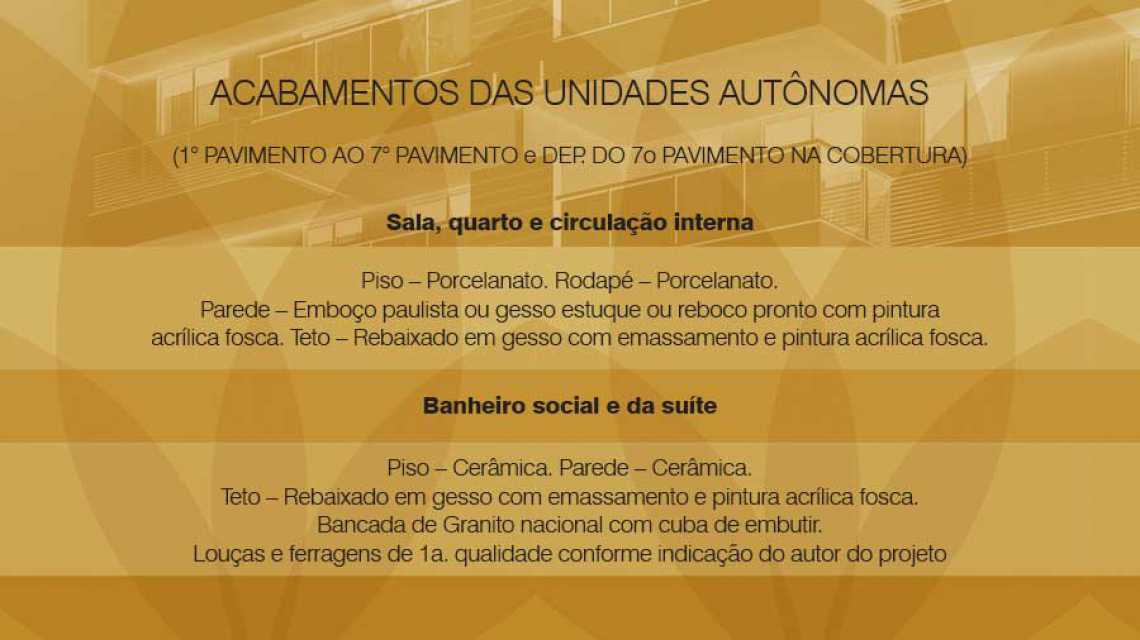 MEMORIAL DESCRITIVO - Apartamento Maracanã, Zona Norte - Grande Tijuca,Rio de Janeiro, RJ À Venda, 2 Quartos, 62m² - LAAP20459 - 14