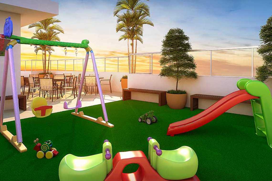 ESPAÇO KIDS - Apartamento Maracanã, Zona Norte - Grande Tijuca,Rio de Janeiro, RJ À Venda, 2 Quartos, 62m² - LAAP20459 - 10