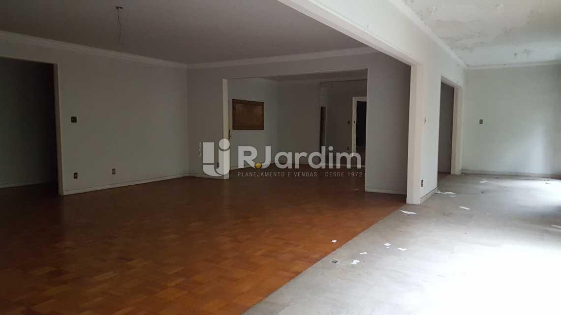 SALA - Apartamento À VENDA, Copacabana, Rio de Janeiro, RJ - LAAP40306 - 3