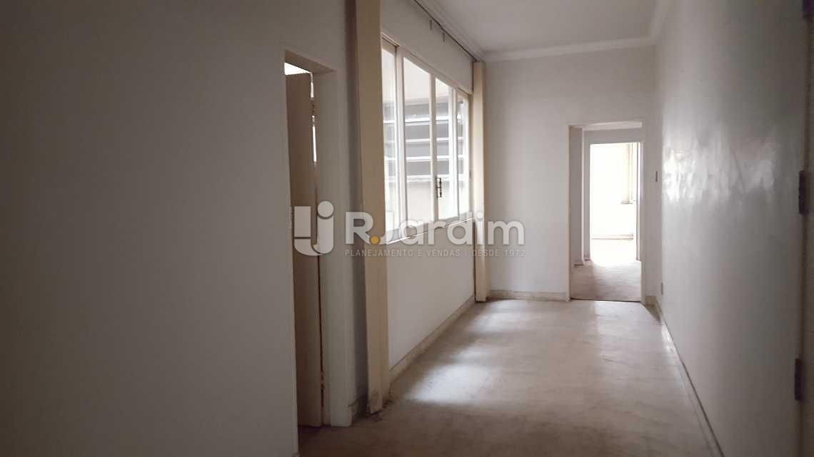 HALL - Apartamento À VENDA, Copacabana, Rio de Janeiro, RJ - LAAP40306 - 6