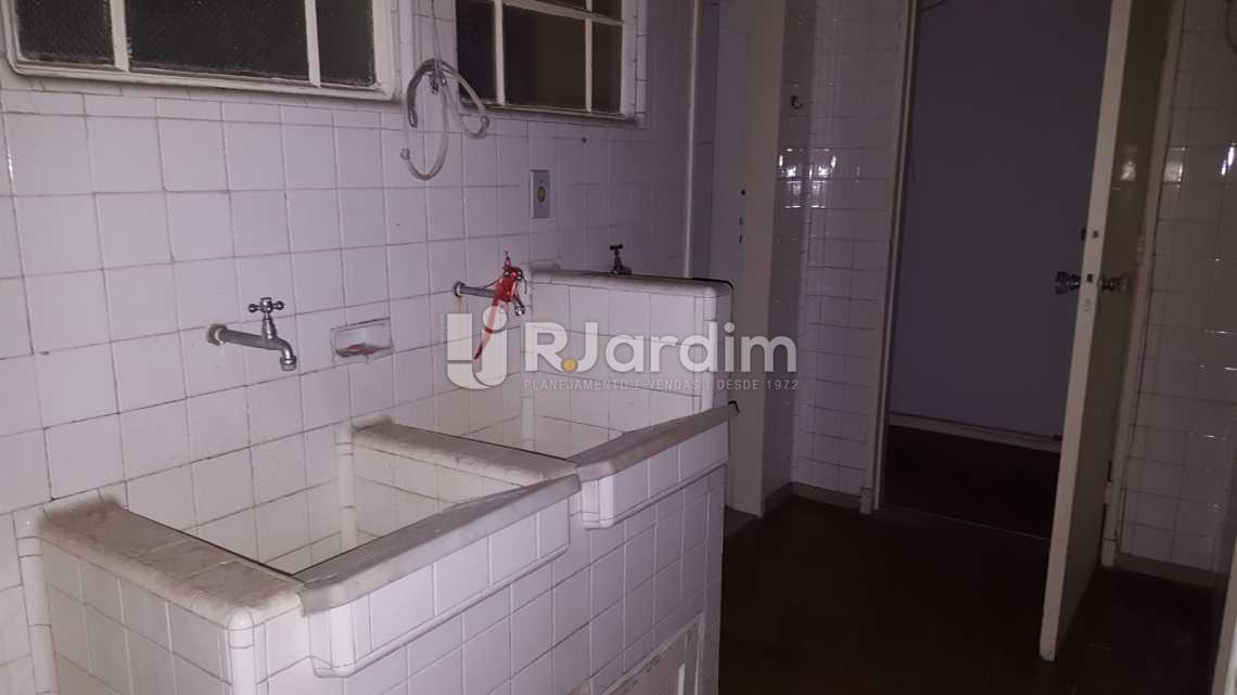 ÁREA DE SERVIÇO - Apartamento À VENDA, Copacabana, Rio de Janeiro, RJ - LAAP40306 - 22
