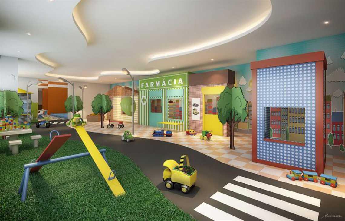 ESPAÇO KIDS - Apartamento - Padrão / Residencial / Barra da Tijuca - LAAP10127 - 21