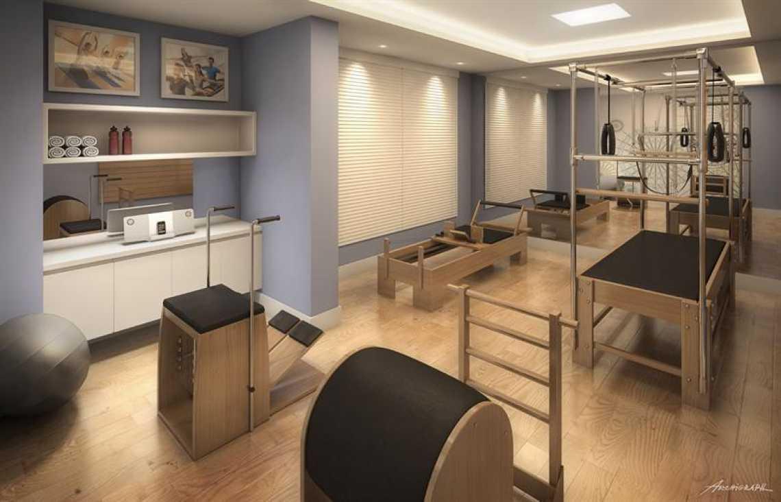 PILATES - Apartamento - Padrão / Residencial / Barra da Tijuca - LAAP10127 - 24