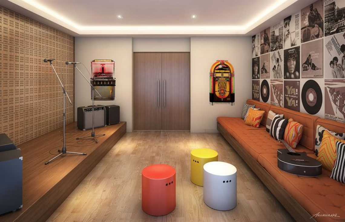 ESPAÇO ESTUDIO - Apartamento - Padrão / Residencial / Barra da Tijuca - LAAP10127 - 27