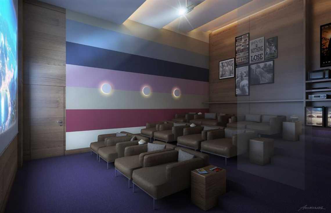 HOME CINEMA - Apartamento - Padrão / Residencial / Barra da Tijuca - LAAP10127 - 12
