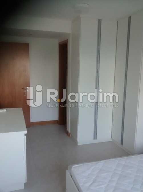 SUITE - Apartamento À VENDA, Gávea, Rio de Janeiro, RJ - LAAP20499 - 13