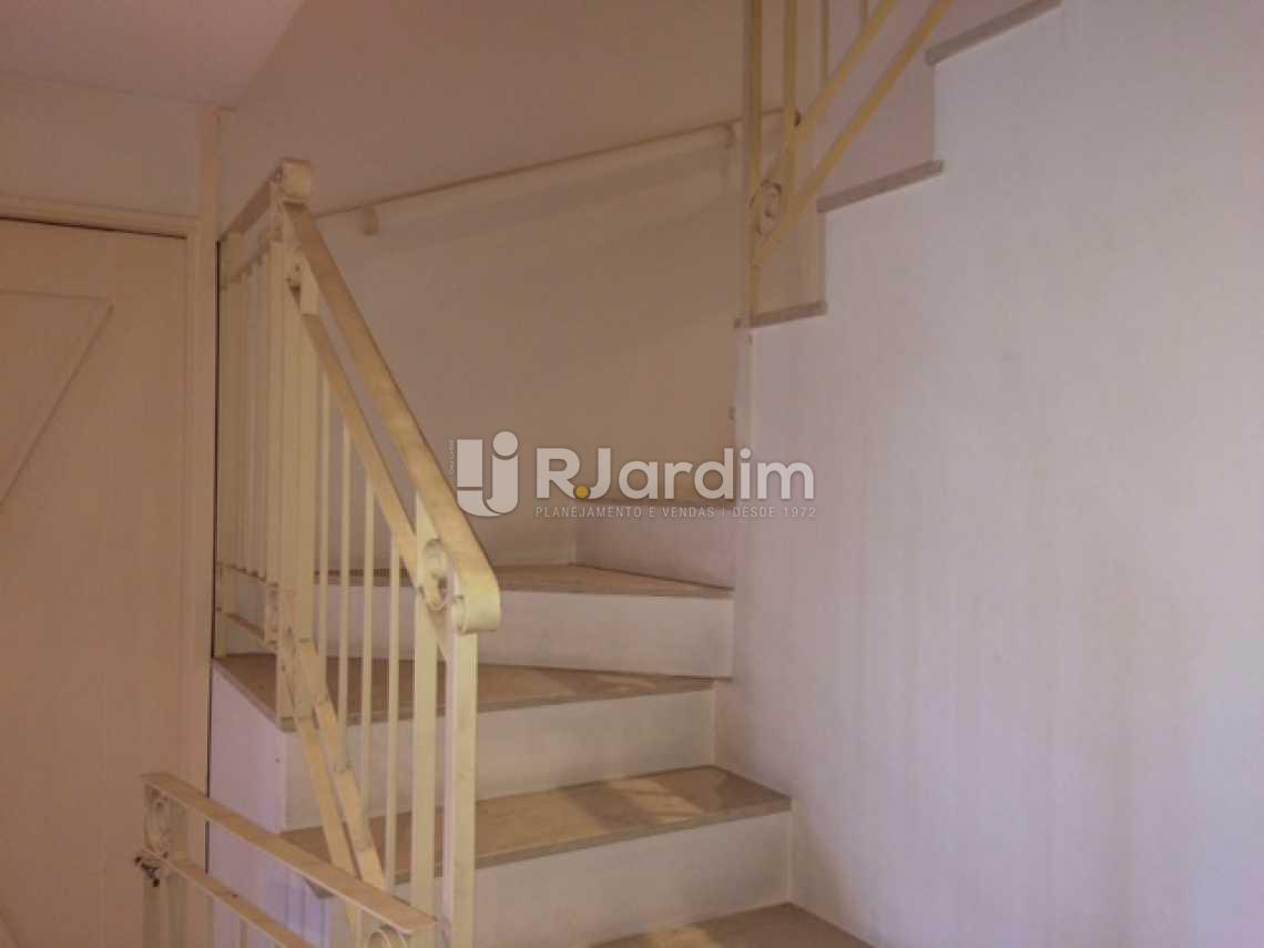 Escada acesso 2º piso - Cobertura à venda Rua Redentor,Ipanema, Zona Sul,Rio de Janeiro - R$ 7.200.000 - LACO30096 - 16