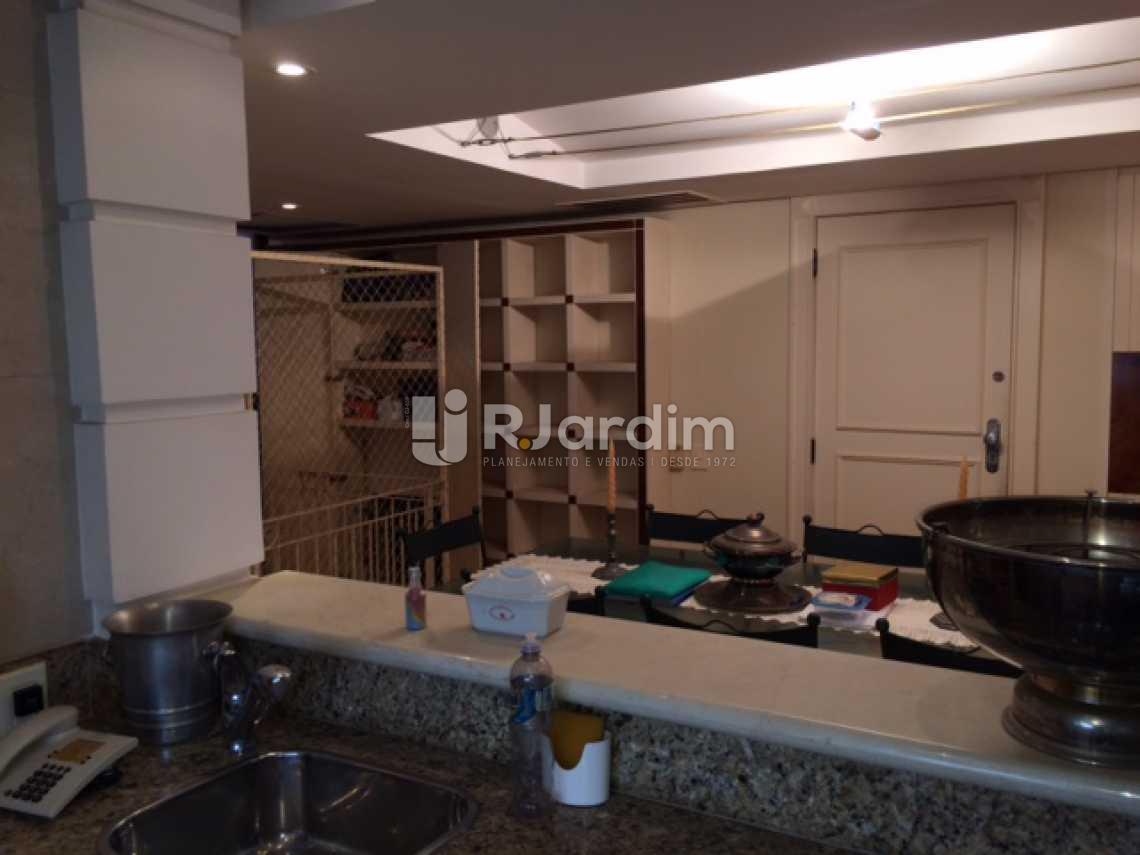 Cozinha gourmet - Cobertura à venda Rua Redentor,Ipanema, Zona Sul,Rio de Janeiro - R$ 7.200.000 - LACO30096 - 26