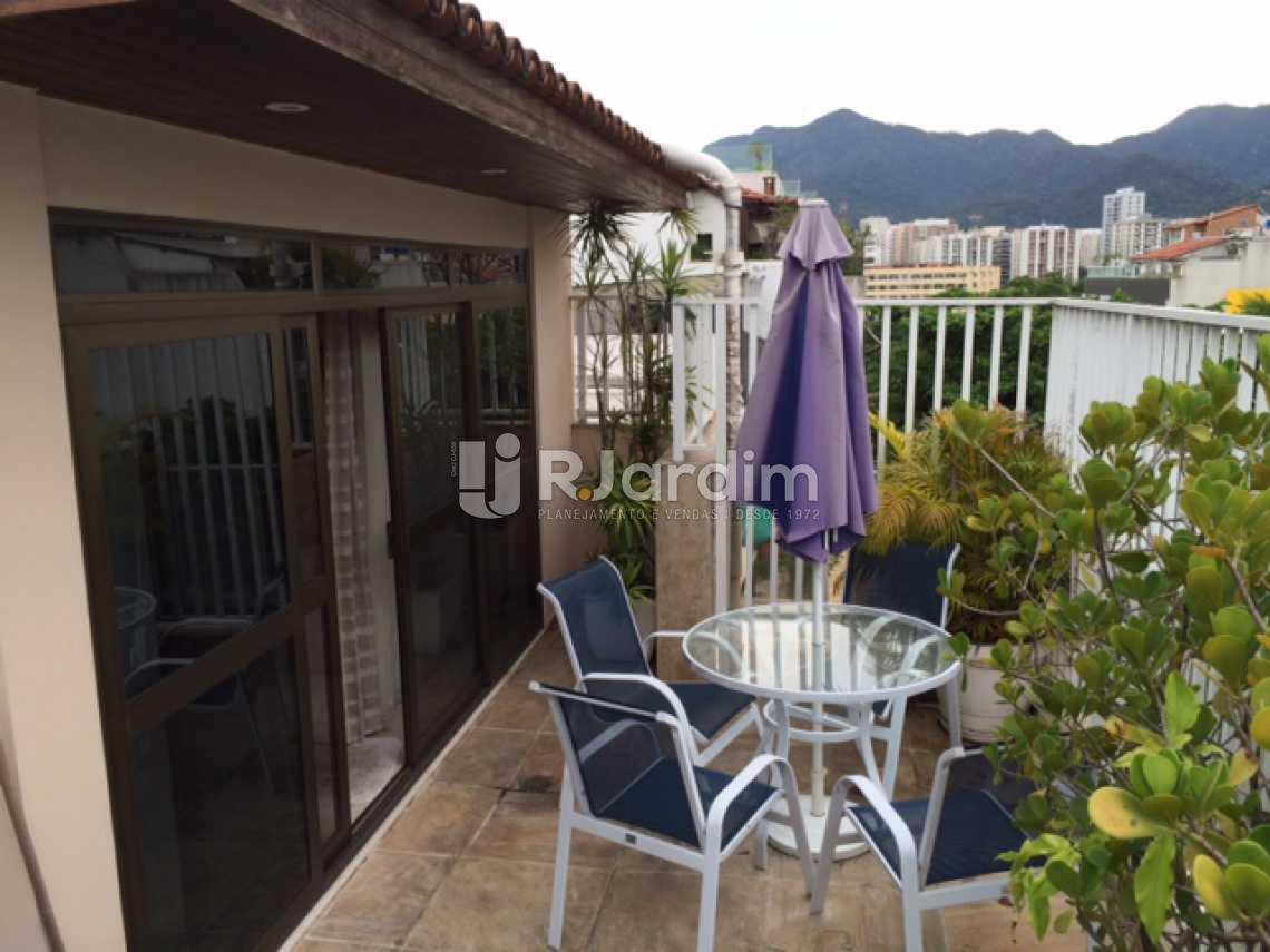Terraço - Cobertura à venda Rua Redentor,Ipanema, Zona Sul,Rio de Janeiro - R$ 7.200.000 - LACO30096 - 1