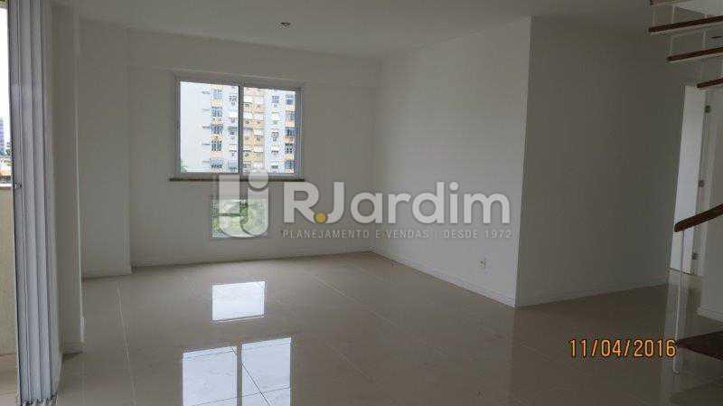 Sala Versão 2 Qtos - Lançamentos Residencial Bom Pastor Apartamento Tijuca 3 Quartos - LAAP32110 - 21