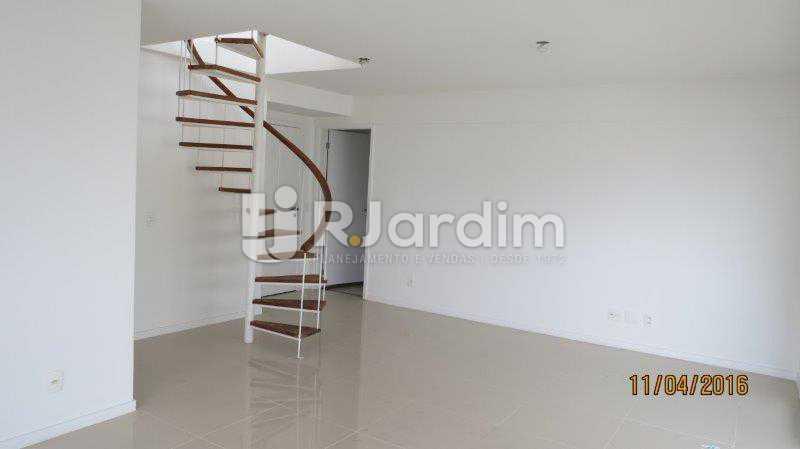 Sala Versão 3 Qtos - Lançamentos Residencial Bom Pastor Apartamento Tijuca 3 Quartos - LAAP32110 - 22