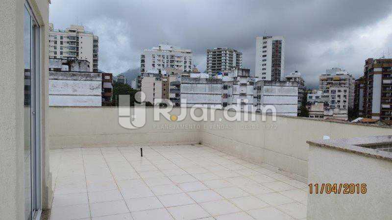 Terraço Pavimento Superi1 - Lançamentos Residencial Bom Pastor Apartamento Tijuca 3 Quartos - LAAP32110 - 24