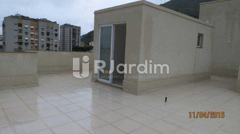 Terraço Pavimento Superi2 - Lançamentos Residencial Bom Pastor Apartamento Tijuca 3 Quartos - LAAP32110 - 25
