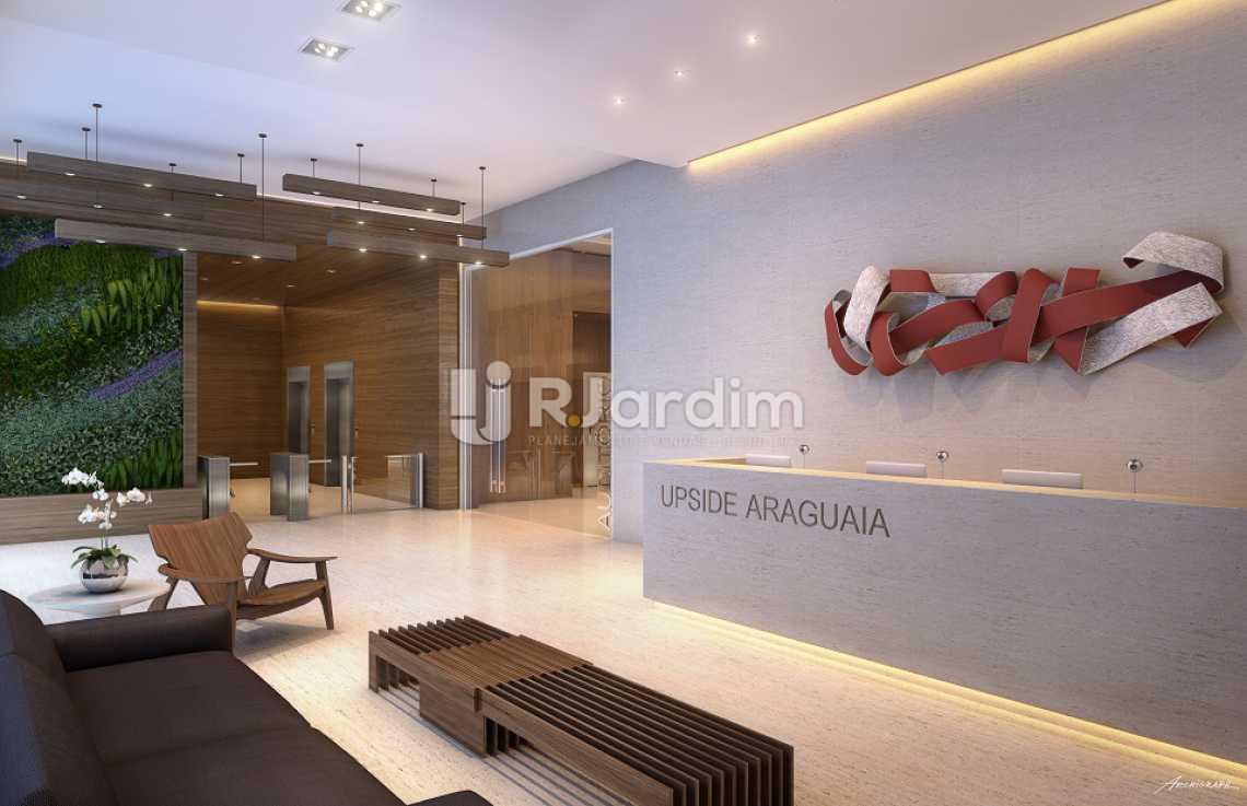 LOBBY - Sala Comercial Freguesia (Jacarepaguá), Zona Oeste - Barra e Adjacentes,Rio de Janeiro, RJ À Venda, 53m² - LASL00073 - 8