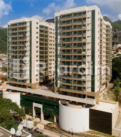 aquarelacariocatijucarjardim2e - Aquarela Carioca Apartamento Rio Comprido 3 Quartos - LAAP30704 - 1