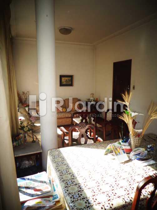 sala - Apartamento à venda Avenida General San Martin,Leblon, Zona Sul,Rio de Janeiro - R$ 2.360.000 - LAAP30712 - 3