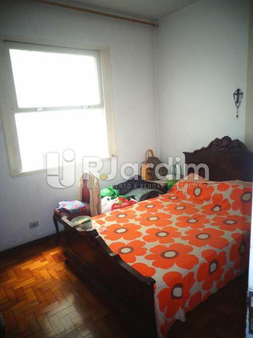 suíte - Apartamento à venda Avenida General San Martin,Leblon, Zona Sul,Rio de Janeiro - R$ 2.360.000 - LAAP30712 - 13