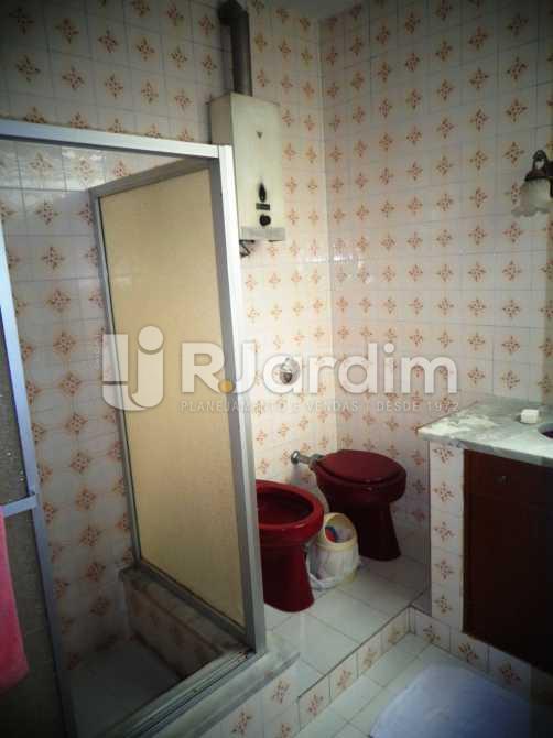 banheiro suíte - Apartamento à venda Avenida General San Martin,Leblon, Zona Sul,Rio de Janeiro - R$ 2.360.000 - LAAP30712 - 17