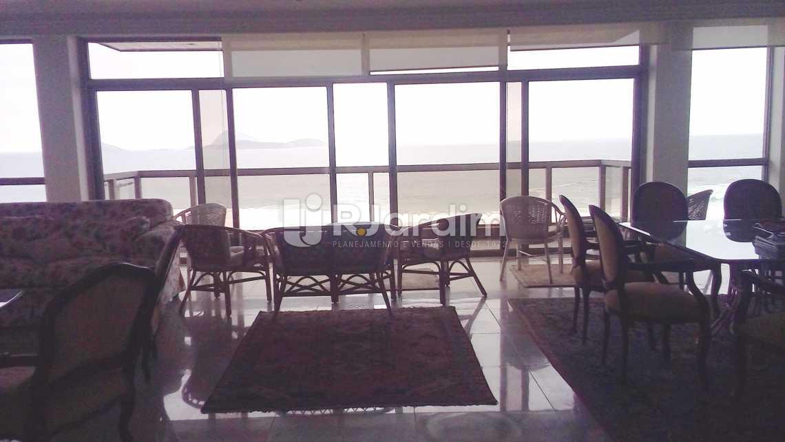 living - Apartamento À VENDA, Ipanema, Rio de Janeiro, RJ - LAAP40326 - 5