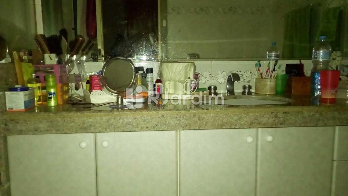 banheiro suite - Apartamento À VENDA, Ipanema, Rio de Janeiro, RJ - LAAP40326 - 13