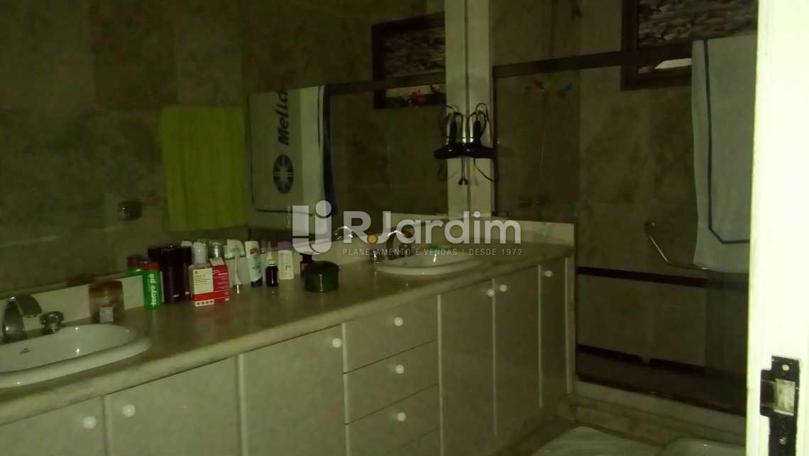 banheiro suite - Apartamento À VENDA, Ipanema, Rio de Janeiro, RJ - LAAP40326 - 15