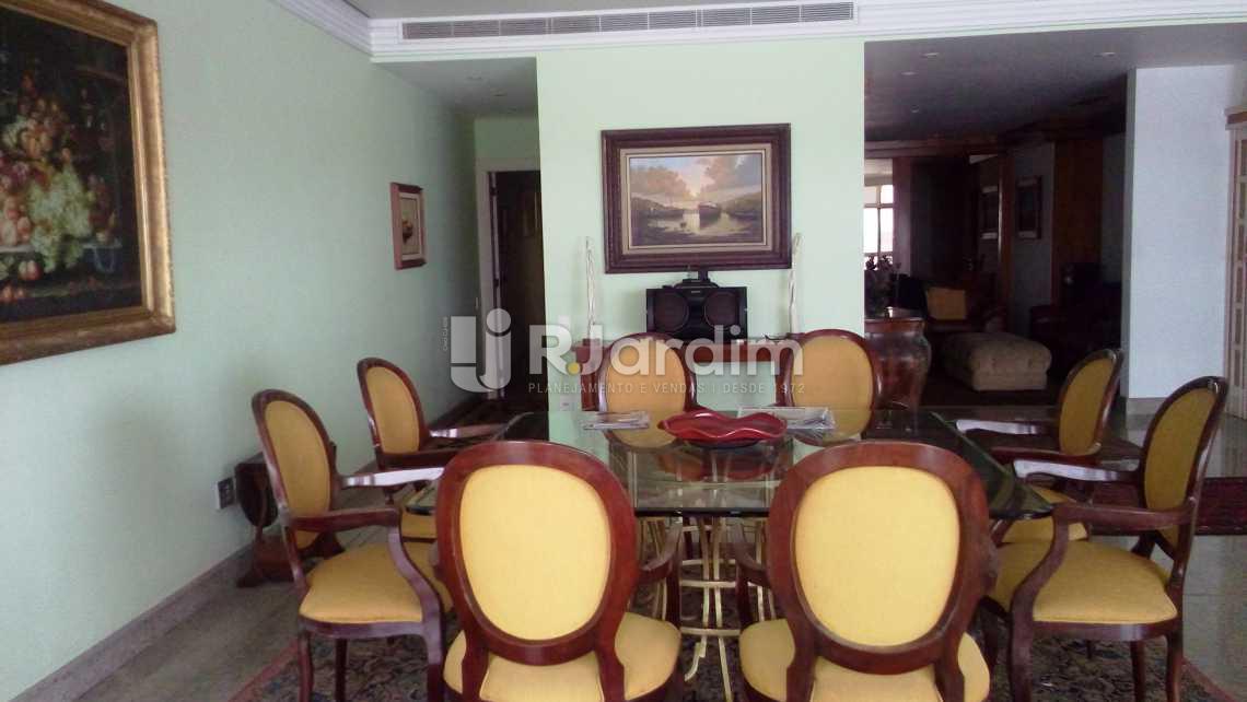 sala jantar - Apartamento À VENDA, Ipanema, Rio de Janeiro, RJ - LAAP40326 - 6