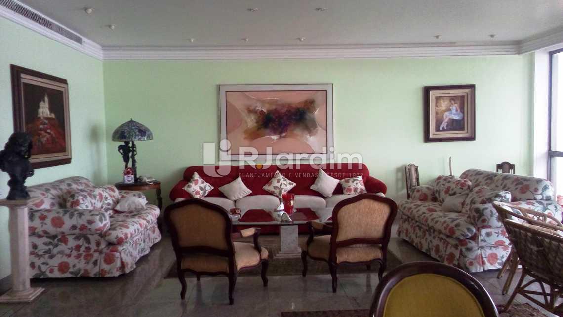 living - Apartamento À VENDA, Ipanema, Rio de Janeiro, RJ - LAAP40326 - 3