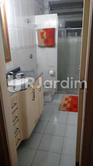 banheiro 2 - Apartamento à venda Rua Souza Lima,Copacabana, Zona Sul,Rio de Janeiro - R$ 1.690.000 - LAAP40328 - 16