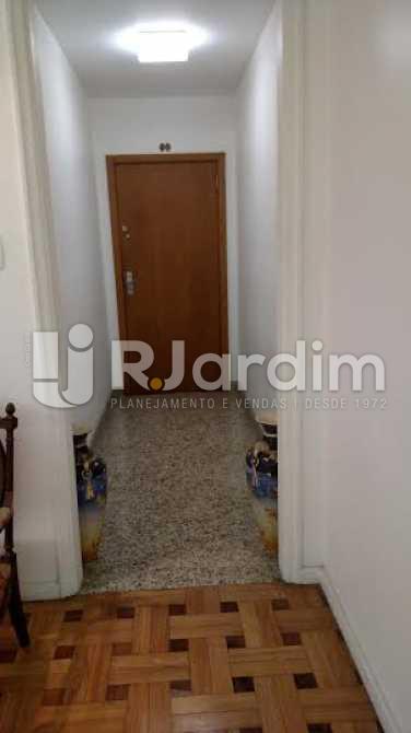 circulação - Apartamento à venda Rua Souza Lima,Copacabana, Zona Sul,Rio de Janeiro - R$ 1.690.000 - LAAP40328 - 4