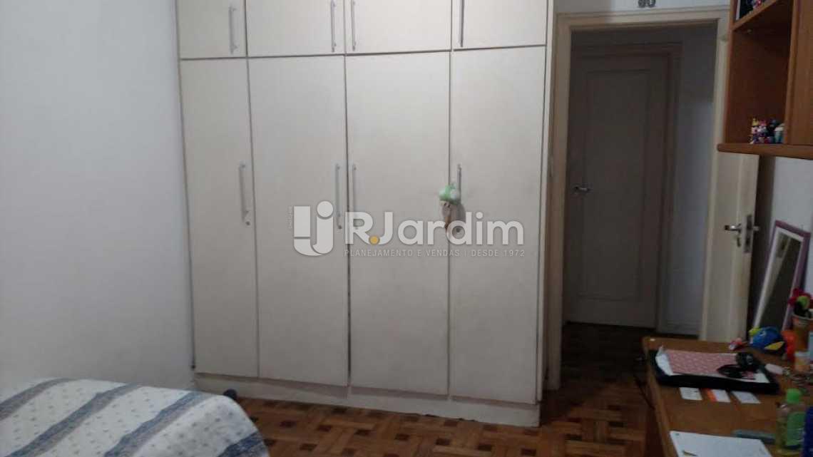 quarto 2 - Apartamento à venda Rua Souza Lima,Copacabana, Zona Sul,Rio de Janeiro - R$ 1.690.000 - LAAP40328 - 8