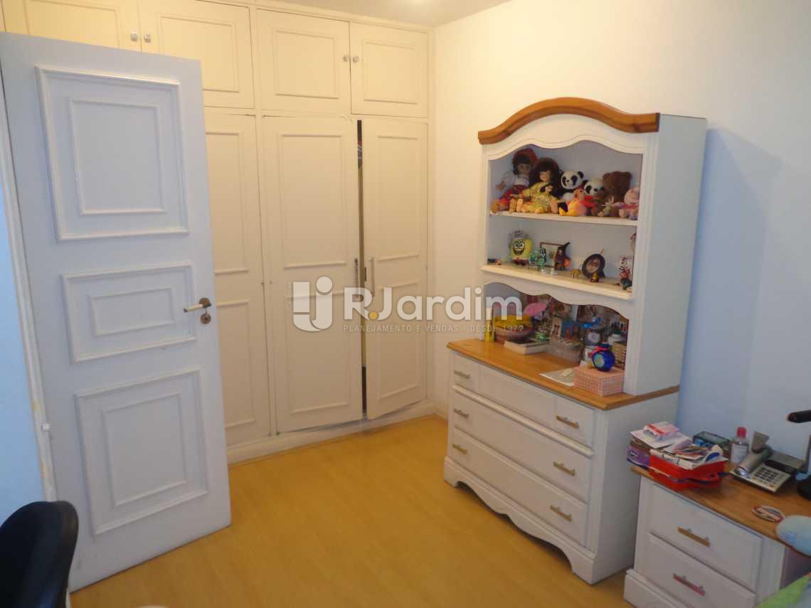 quarto 3 - Apartamento À VENDA, Fonte da Saudade, Lagoa, Rio de Janeiro, RJ - LAAP40333 - 16