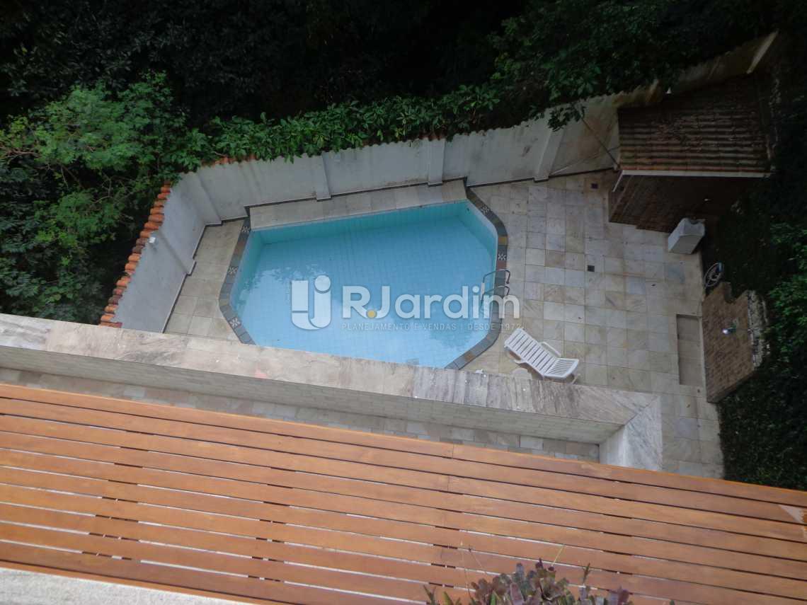 piscina predio - Apartamento À VENDA, Fonte da Saudade, Lagoa, Rio de Janeiro, RJ - LAAP40333 - 20